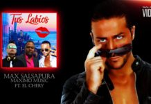 Max Salsapura Maximo Music Ft. El Chery - Tus Labios (2018 Salsa official video)