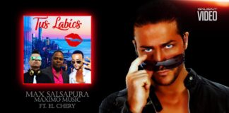 Max Salsapura Maximo Music Ft. El Chery - Tus Labios (2018 Salsa official video)