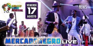 Mercadonegro Orquesta - Live Milano Laitn Festival