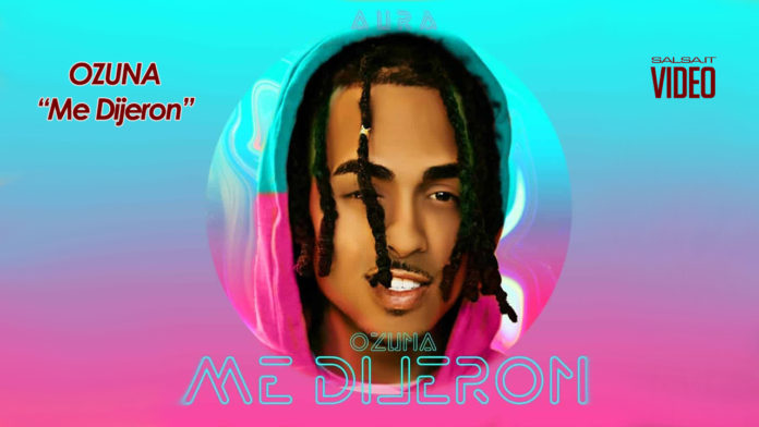 Ozuna - Me Dijeron (2018 reggaeton official video)