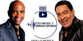Tito Nieves - Sergio George - Viva La musica (2018 Salsa official video)