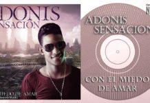 Adonis Sensacion - Con Miedo De Amar