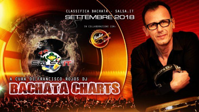 Bachata Charts - Settembre 2018