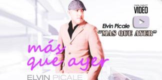 Elvin Picale - Mas Que Ayer (2018 bachata official video)