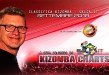 Kizomba Charts - Settembre 2018