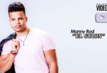 Manny Rod - El Guion (2018 bachata Lyric video)