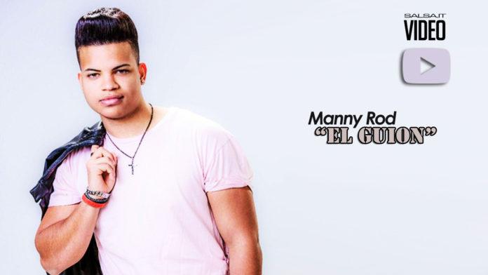 Manny Rod - El Guion (2018 bachata Lyric video)