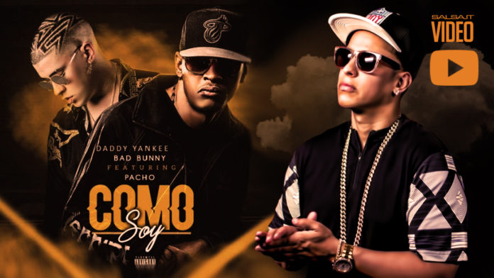 Pacho, Daddy Yankee & Bad Bunny - Como Soy (2018 latin trap official video)