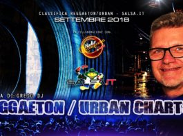 Reggaeton Urban Charts - Settembre 2018 (Top 30)