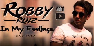 Robby Ruiz - In My Feelings (2018 bachata lyric-video)