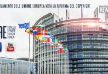 Unione Europea - NUOVA RIFORMA DEL COPYRIGHT