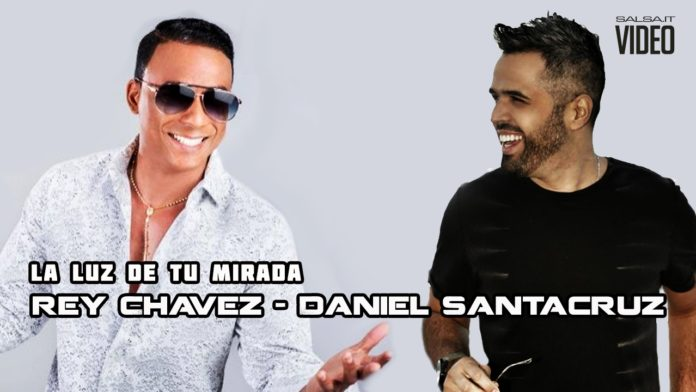 Daniel Santacruz, Rey Chavez - La Luza De Tu Mirada (2018 Bachata official video)Daniel Santacruz, Rey Chavez - La Luza De Tu Mirada (2018 Bachata official video)
