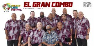 El Gran Combo De Puerto Rico - Milano 2018