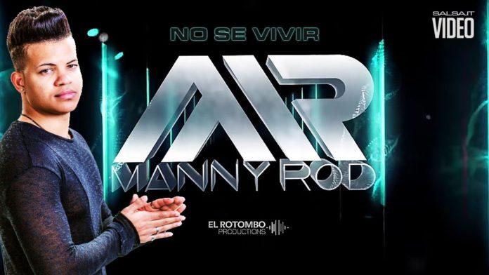 Manny Rod - No Se Vivir (2018 bachata lyric-video)