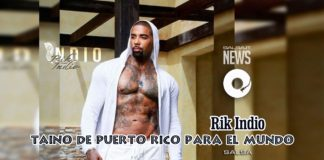 Rik Indio - Taino De Puerto Rico Para El Mundo