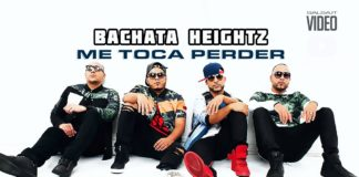 Bachata Heightz - Me Toca Perder (Bachata official video)