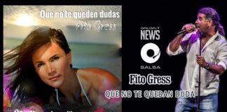 Fito Gress - Que no Te Quedan Duda (2018 new salsa)