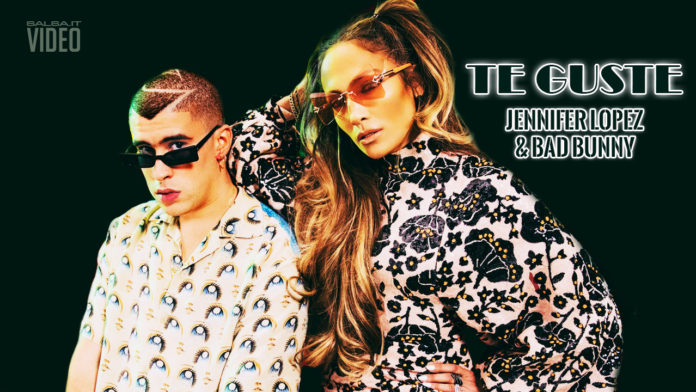 Jennifer Lopez & Bad Bunny - Tu Guste (2018 latin trap video)