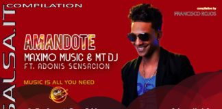 Maximo Music ed MT DJ Ft Adonis Sensacion - Amandote (Salsa.it Compilation Vol.15)