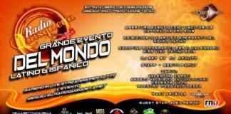 Radio Quisqueya - Grande Evento del Mondo Latino e Ispanico