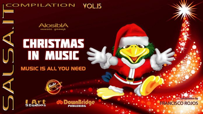 Salsa.it Comp Vol 15 - Christmas in Music
