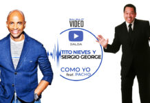 Tito Nieves Y Sergio George Ft. Pacho - Como Yo (2018 Salsa official video)