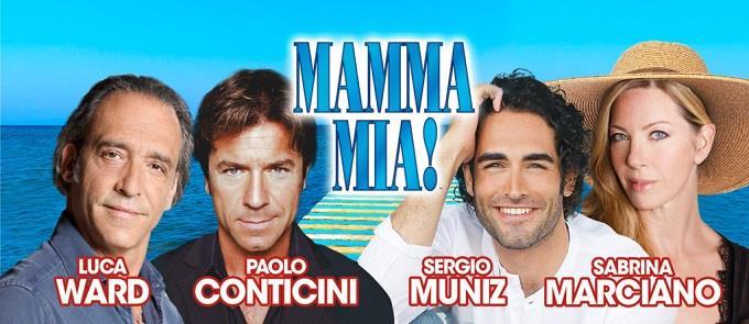 MammaMia - Teatro Arcimboldi
