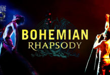 BOHEMIAN RAPSODY - The Movie (2018 review)