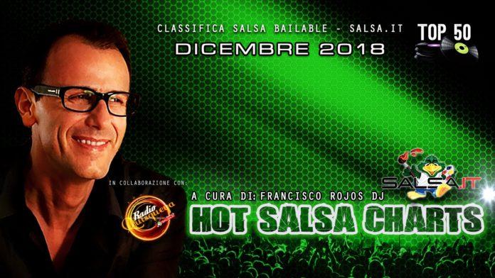 Salsa Charts - Dicembre 2018 (Classifica Top 50)