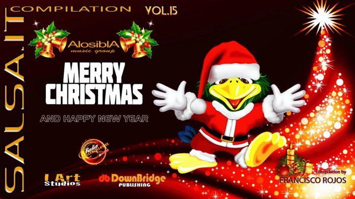 Salsa.it Comp Vol 15 Merry Christmas