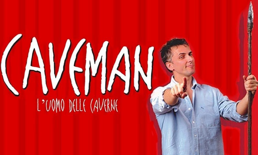 Caveman l'uomo delle caverne