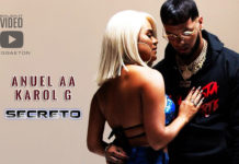 Anuel AA e Karol G - Secreto (2019 Reggaeton official video)