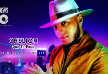 Chelion - Que Te Pasa (2019 News Bachata)