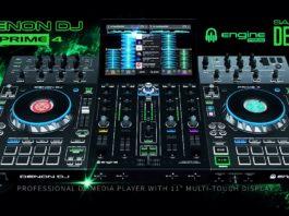 DENON DJ - PRIME 4 - 2019 Salsa.it DeeJay Pro