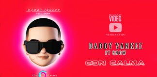 Daddy Yankee & Snow - Con Calma (2019 Reggaeton official video)