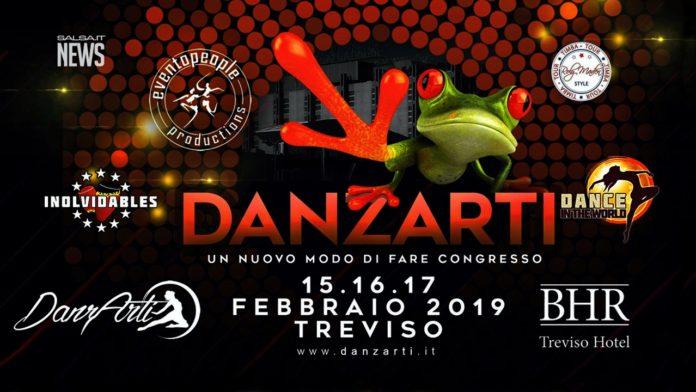 Danzarti 2019 - Treviso BHR Hotel 15 16 17 Febbraio 2019