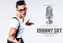 Johnny Sky - Fuiste (2019 Testi e Traduzioni)