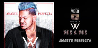 Voz a Voz Amante Perfecta (2019 Bachata lyric video)