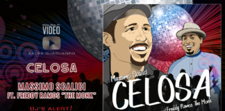 Massimo Scalici y la Poderosa ft Freddy Ramos The Monk - Celosa (2019 Salsa official video)