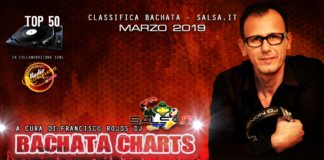 Bachata Charts - Marzo 2019 (Classifica Top 50)