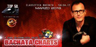 Bachata Charts - Marzo 2019 (Classifica Top 50)
