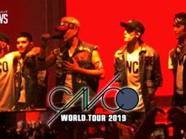 CNCO World Tour 2019 - Milano Fabrique (2019 news urban)