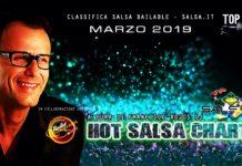 Hot Salsa Charts - Marzo 2019