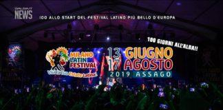 Milano Latin Festiva 100 Giorni prima dello start