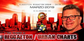 Reggaeton Urban Charts - Marzo 2019 (Top 30)