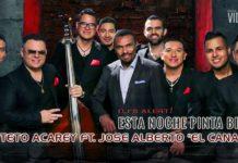 Septeto Acarey ft. Jose Alberto EL Canario - Esta Noche Pinta Bien (2019 salsa official video)