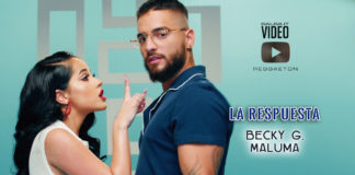 Becky G, Maluma - La Respuesta (2019 Reggaeton official video)