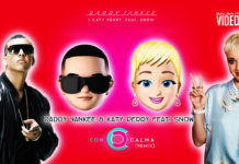 Daddy Yankee + Katy Perry feat. Snow - Con Calma Rmx (2019 Reggaeton Lyric Video)