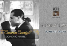 Domenic Marte - Te Casarias Conmigo (2019 Bachata official video)