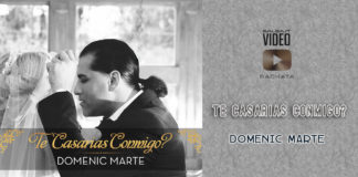 Domenic Marte - Te Casarias Conmigo (2019 Bachata official video)